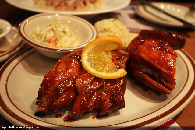 Tony Roma's - Chicken and Ribs