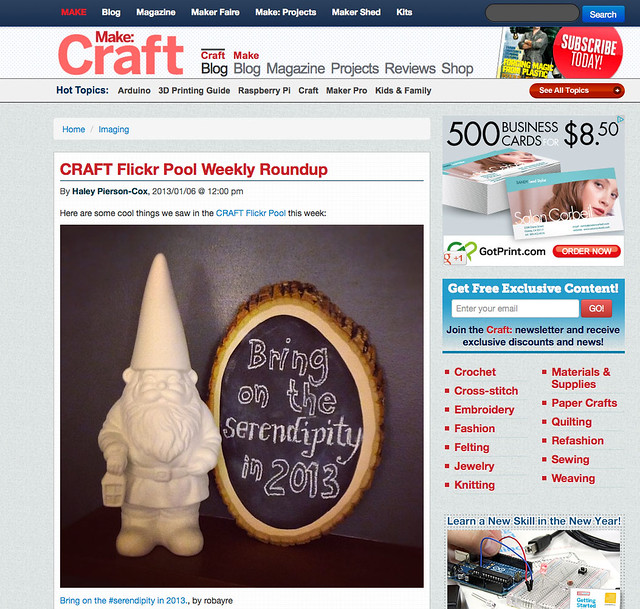 Craft Magazine