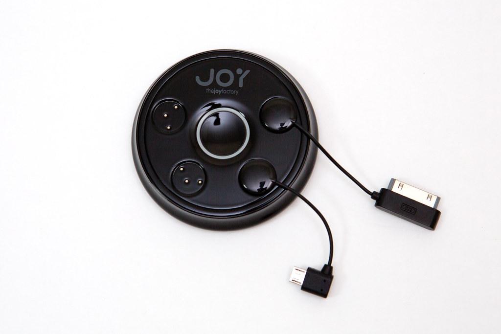 JOY Zip Mini Touch-n-go 磁吸充電器開箱文 (2013-09-10 紀念版) @3C 達人廖阿輝