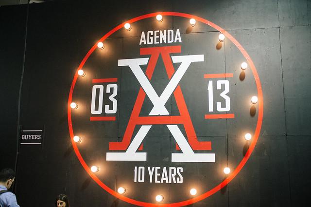 Agenda Trade Show Jan. 2013