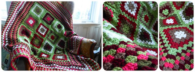 Crochet Afghan Jan13
