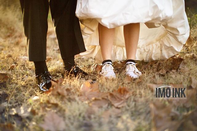 Wedding Tennis Shoes