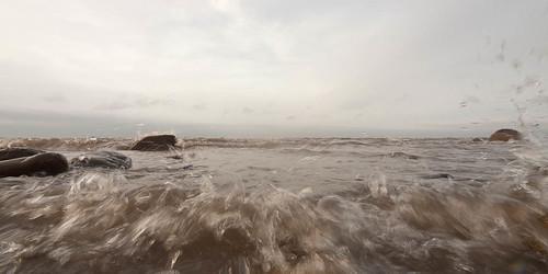 Incoming Tide Study (iii)