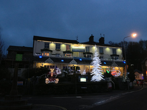 Ambleside Salutation - pretty at night