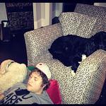 Matthew Stafford Sleeping In Sportiqe