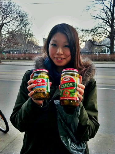 This  Year's Pickle Bearer – Kaho