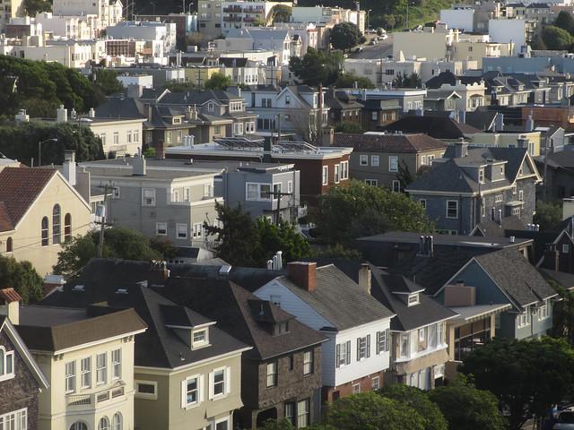 The Richmond, San Francisco POV California Pacific Medical Center (2012)