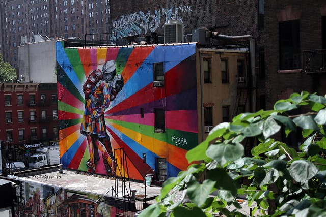 view from high line 2