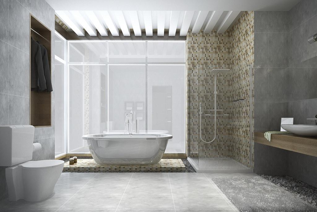 Gạch phòng tắm