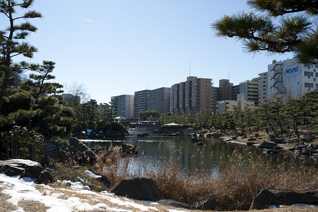 SHINAGAWA PARK