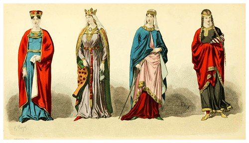 001- The history of fashion in France…1882-Augustin Challamel