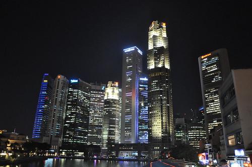 Singapore River - Clarke Quay