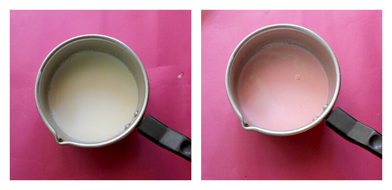 add essence to milk