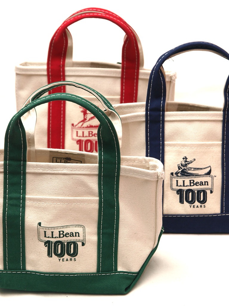 L.L.Bean / 100th Anniversary Tote Mini