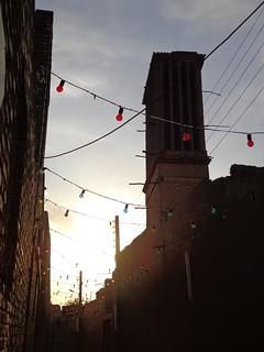 Rua em Yazd