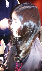 Kiểu tóc dài uốn xoăn Retro đi dự tiệc Hair salon Korigami 0915804875 (www.korigami (1)