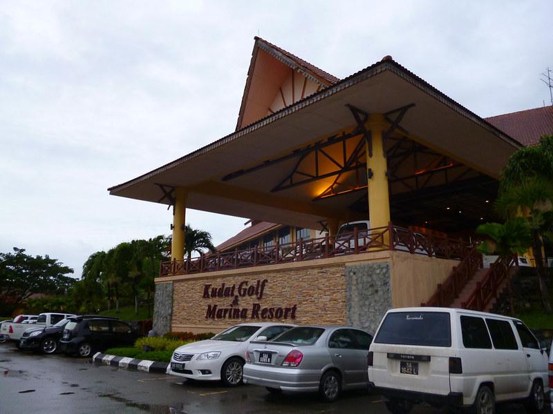 Kudat Golf & Marina Resort facade