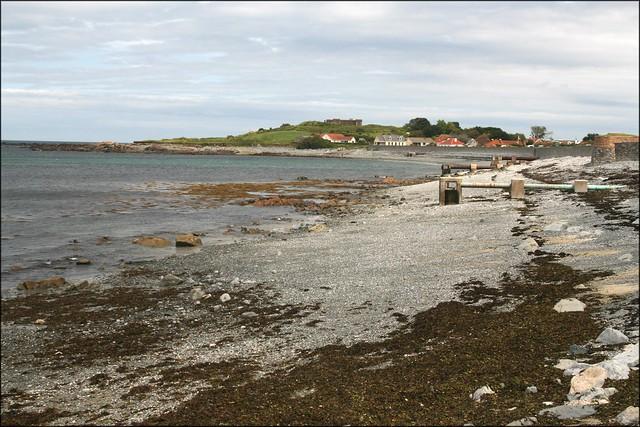 Perelle Bay, Guernsey