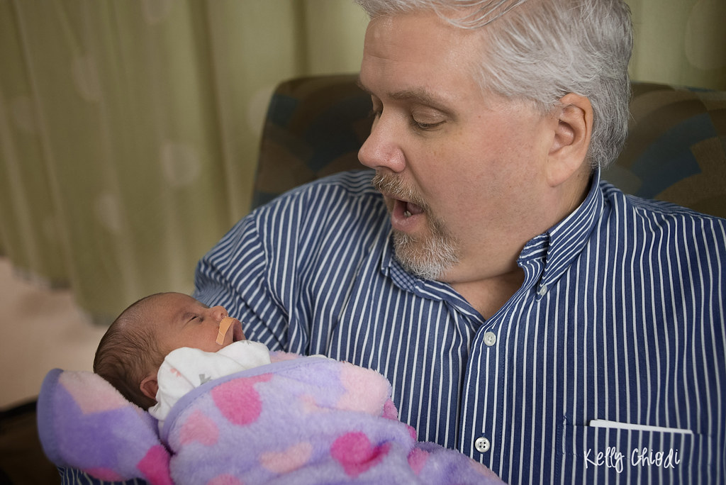 Grandpa and Mila WM