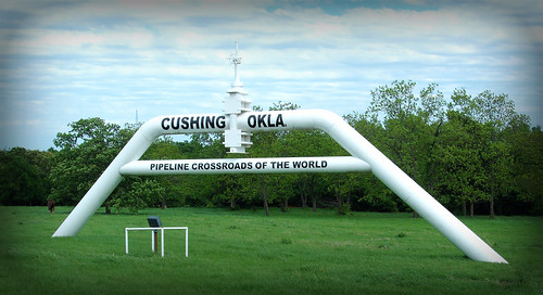 Pipeline Crossroads of the World