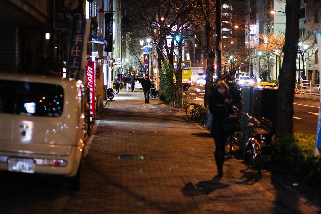 Hiro 1 Chome, Tokyo, Shibuya-ku, Tokyo Prefecture, Japan, 0.013 sec (1/80), f/2.0, 85 mm, EF85mm f/1.8 USM