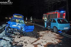 Verkehrsunfall B54 24.01.13