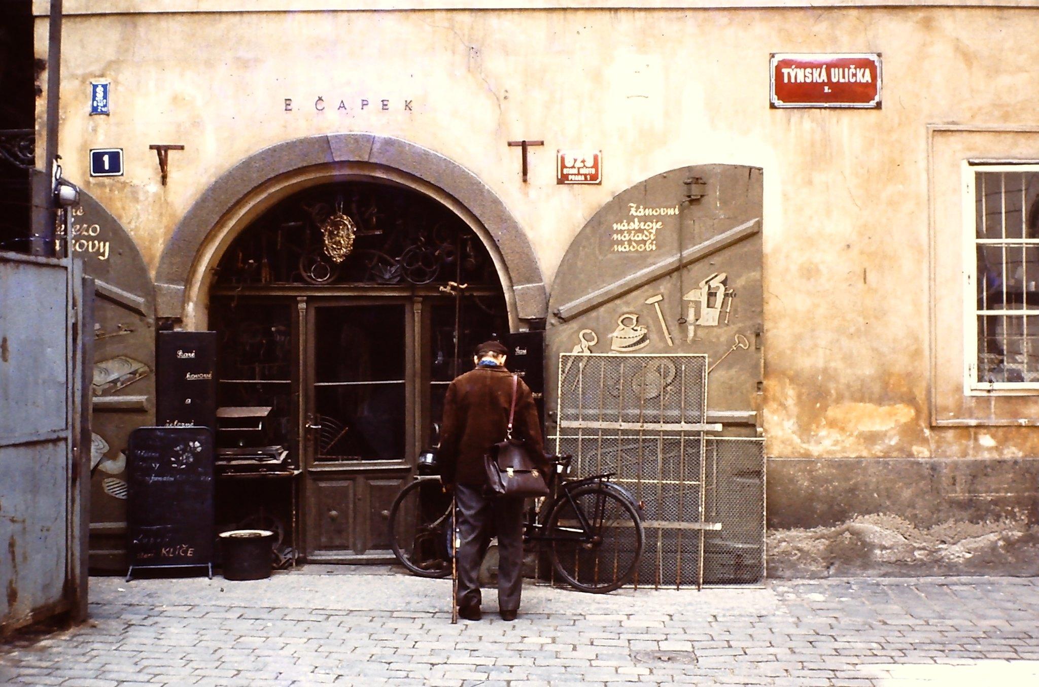 PRAHA June 1980 pic083