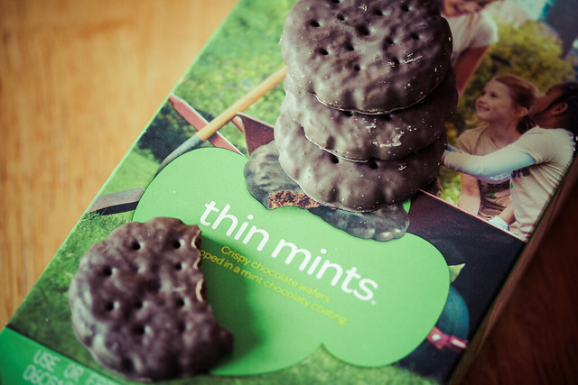 26.365 {Girl Scout Cookies}