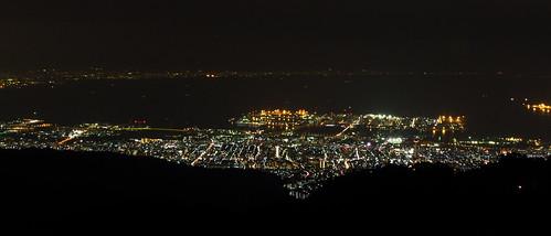 神戶夜景from六甲山