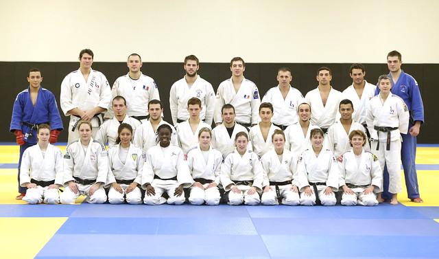 Equipe de France de Ju Jitsu Fighting System
