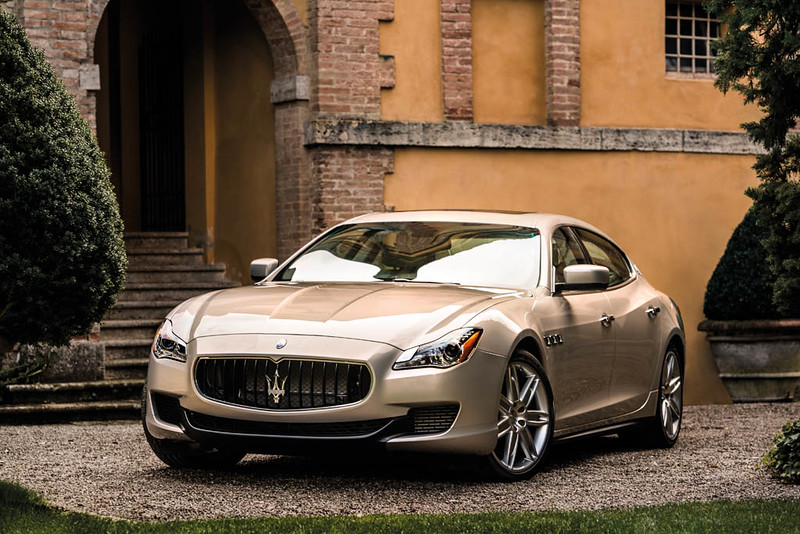 The All-New 2013 Maserati Quattroporte