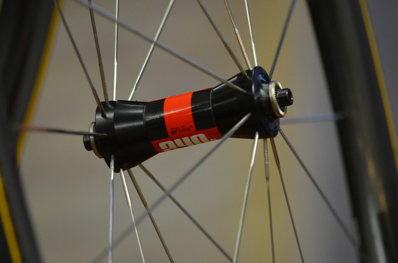 Enve SES 3.4 Dt Swiss Front Wheel