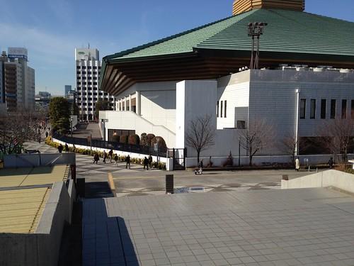 国技館 by haruhiko_iyota