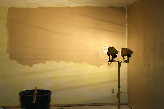 Paint Drying