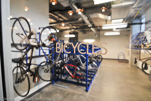 bike parking at Central Eastside Lofts-13