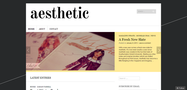 daisybutter - UK Style and Fashion Blog: aesthetic magazine, aesthetic online, fashion magazine