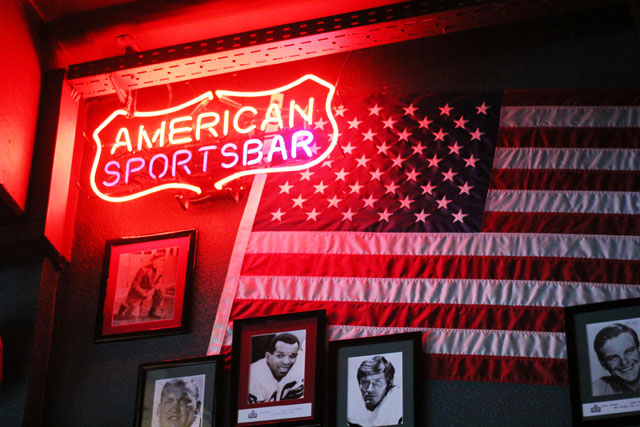 Yours American Sports bar Wiesbaden