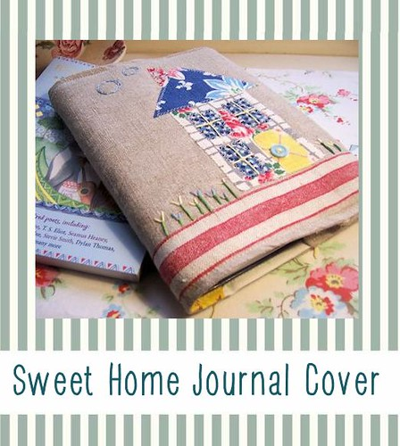 Sweet Home Journal Cover