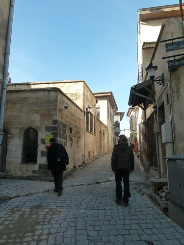 Ekrem and Thomas explore Gaziantep's old town by mattkrause1969