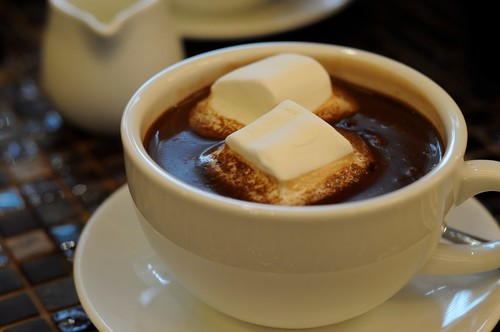Au Chocolat Hot Fudge aka Hot Chocolate