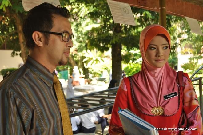Almy Nadia dan Syed Aiman pegang watak utama