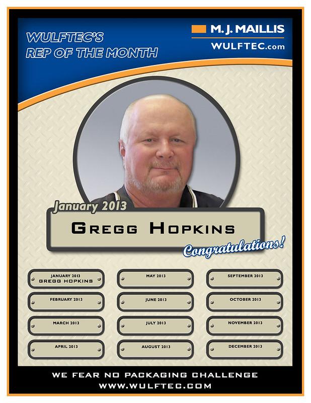 Gregg Hopkins