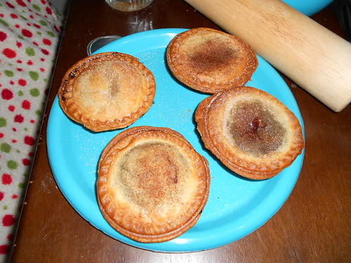 Many-Berry Pies