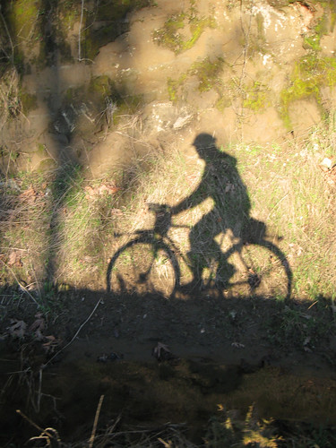 Circumnavigating Capitol Forest - Shadow Rider