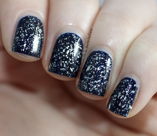 Pretty Inspired Polish Snowfall (3)