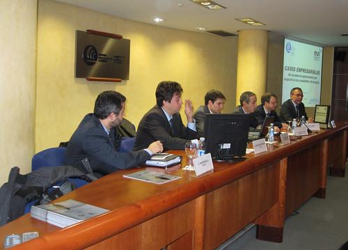 Presentación del Máster en Operaciones internacionales