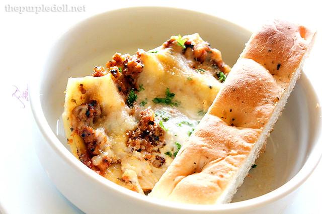 Meaty Lasagna P190