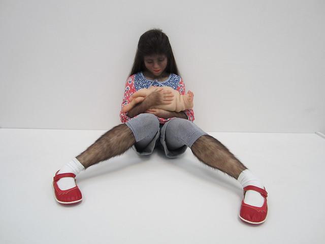 Patricia Piccinini 'The Comforter'