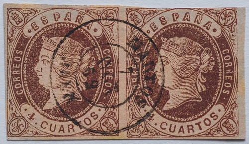 Sellos de Isabel II