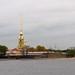 Russie Saint-Pétersbourg - cathédrale Saint-Pierre-et-Saint-Paul